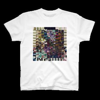 Oxygen8のglitch!! T-shirts