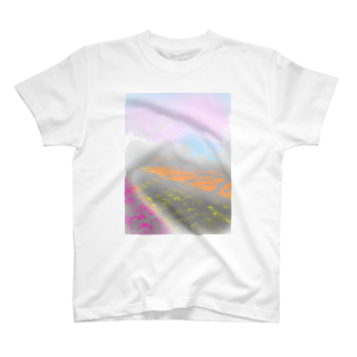 魚風商店の遠い春 T-shirts