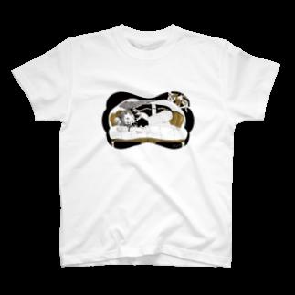 Hysteric Bunnyの堕天 T-shirts
