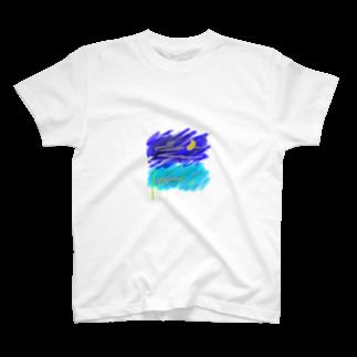 treegardenのよなみ T-shirts