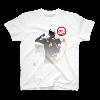 Designer YKのsand samurai [ OZU official products ] OZU-TS.002 T-shirts