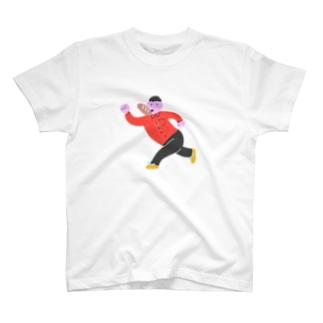 ちこくちこく T-shirts