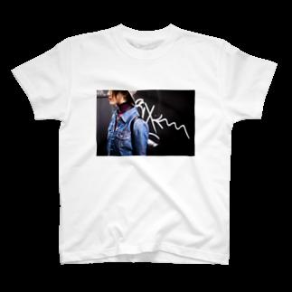 クワヤマカイトの路地裏 T-shirts