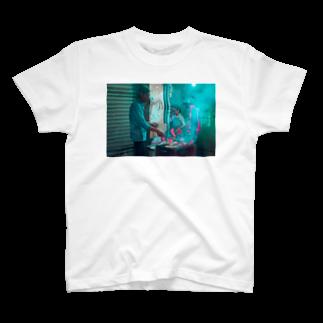 Tatsuya Kiyonoの焼肉路面店 T-shirts