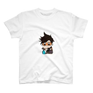 トレーサー〜ポプテ風味〜 T-shirts