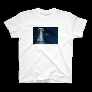 かまなのサイダー 夜 T-shirts