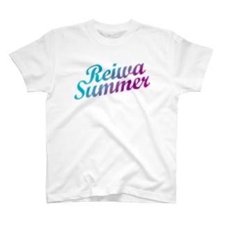 Reiwa Summer T-shirts