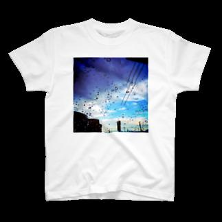 KALYAのSKY(rainy T-shirts
