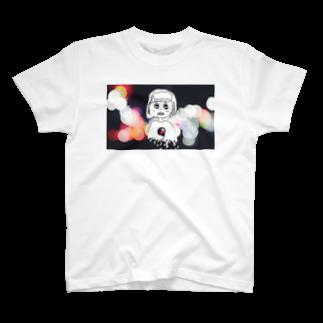 夏目ふみの溶けた夏 T-shirts