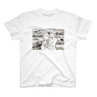 わたしたちの新幹線 T-shirts