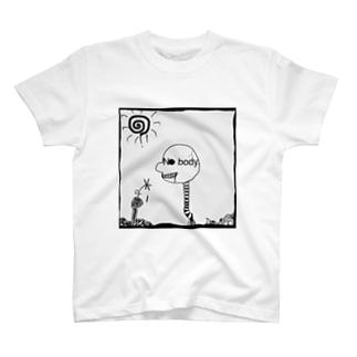ノロバク T-shirts