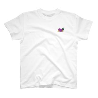 お盆(Uターン) T-shirts