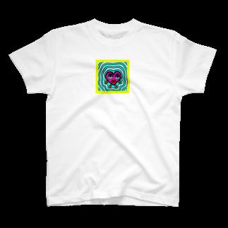 JasminEのハートブレイク T-shirts