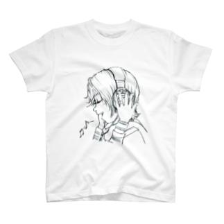 MUSIC LOVERS T-shirts