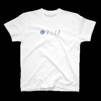 onigiri-dayoの名字シリーズ<おいかわさん> T-shirts
