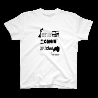 oxoxoxoxoxoのTEAM KONOHEN BUS TOUR 2019 T-shirts