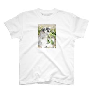 青菜とワオ T-shirts