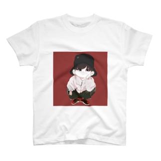 ペリン君tシャツ T-shirts