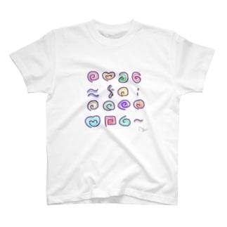 ガラりんちょ T-shirts