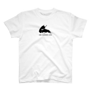 ひと夏の恋 T-shirts