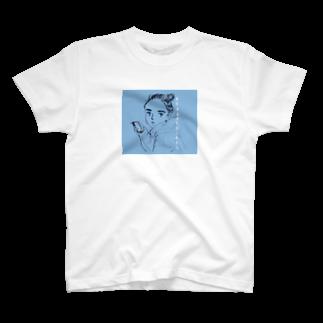 sugar.miniのMonday vibes T-shirts