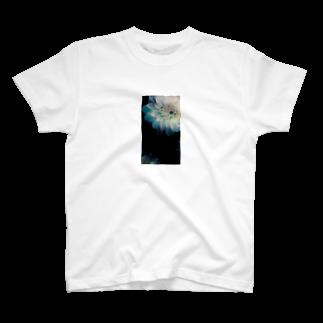 puchanatmarusenの花 T-shirts