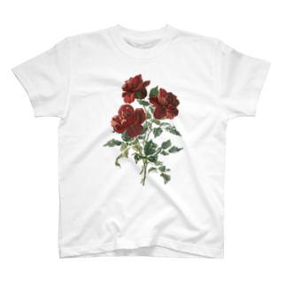 spellの薔薇 T-shirts