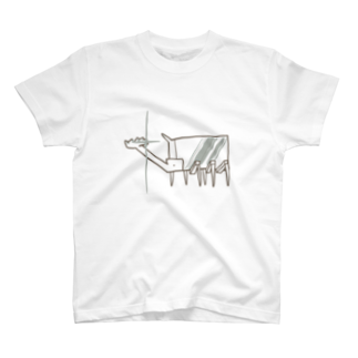 TarutaruArtFriendsのTetsukabuto T-shirts