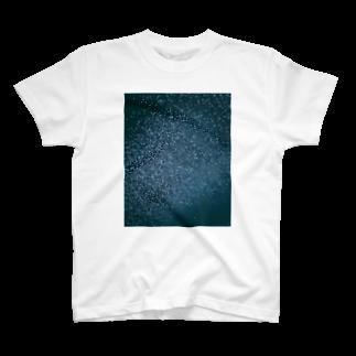 akanerikonの星空花火 T-shirts