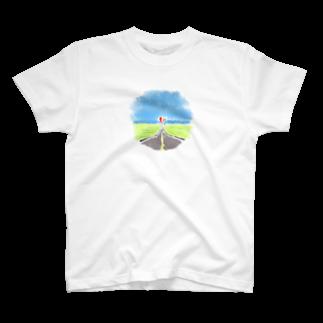 abekoの既視感 T-shirts
