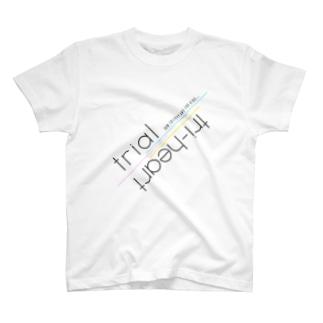 Trial/Tri-heart T-shirts