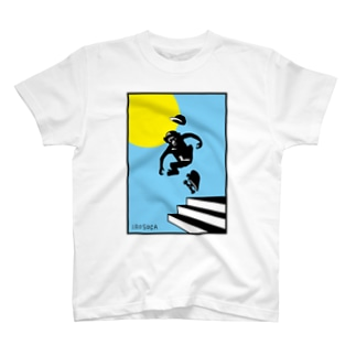 Monky SK8 T-shirts
