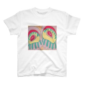 溶解 T-shirts