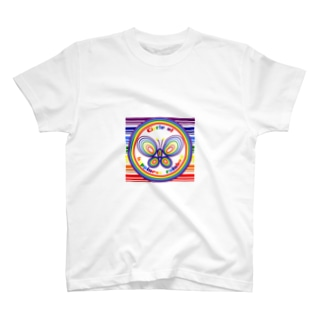 CHR butterfly T-shirts