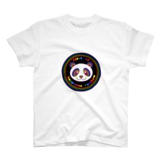 CHR black panda T-shirts