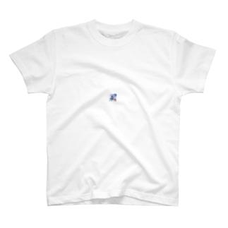 くものうえのくま T-shirts