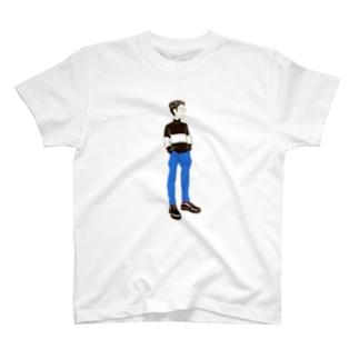 ブルーレイ T-shirts