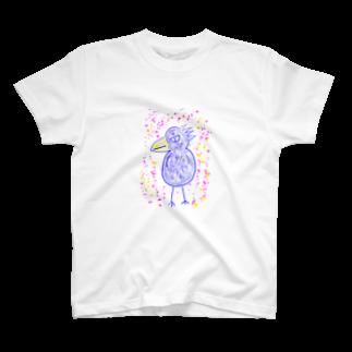 manamanawaruのアオワルビロ T-shirts