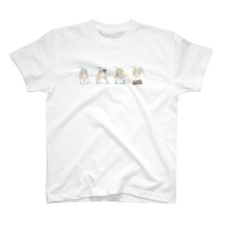 おんなのこいっぱい T-shirts