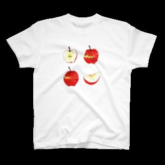 日々のりんご🍎 T-shirts