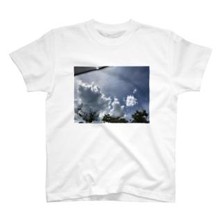 きれいめソラ T-shirts