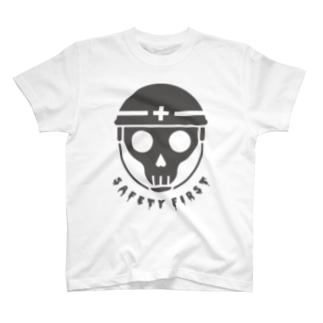 Safety First ( 安全第一 ) T-shirts