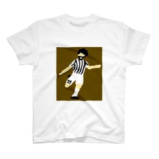 白黒マエストロ T-shirts