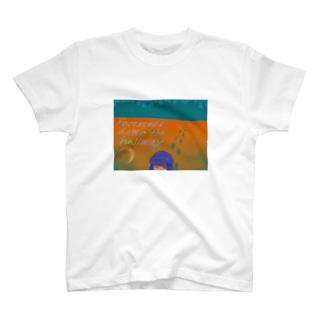 夜空越え T-shirts