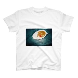 えびふらいかりー T-shirts