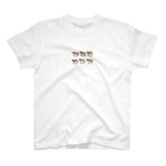 ayanonsukeのコテコテたこやきセブン T-shirts