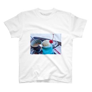 喫茶店 T-shirts