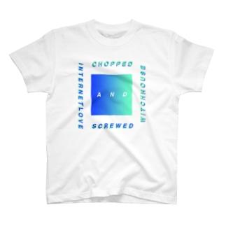 iNTERNETLOVE  T-shirts