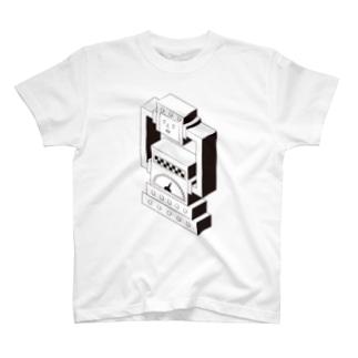 ロボット3 T-shirts