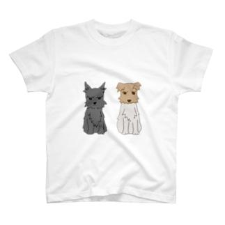 しゃろふい2 T-shirts